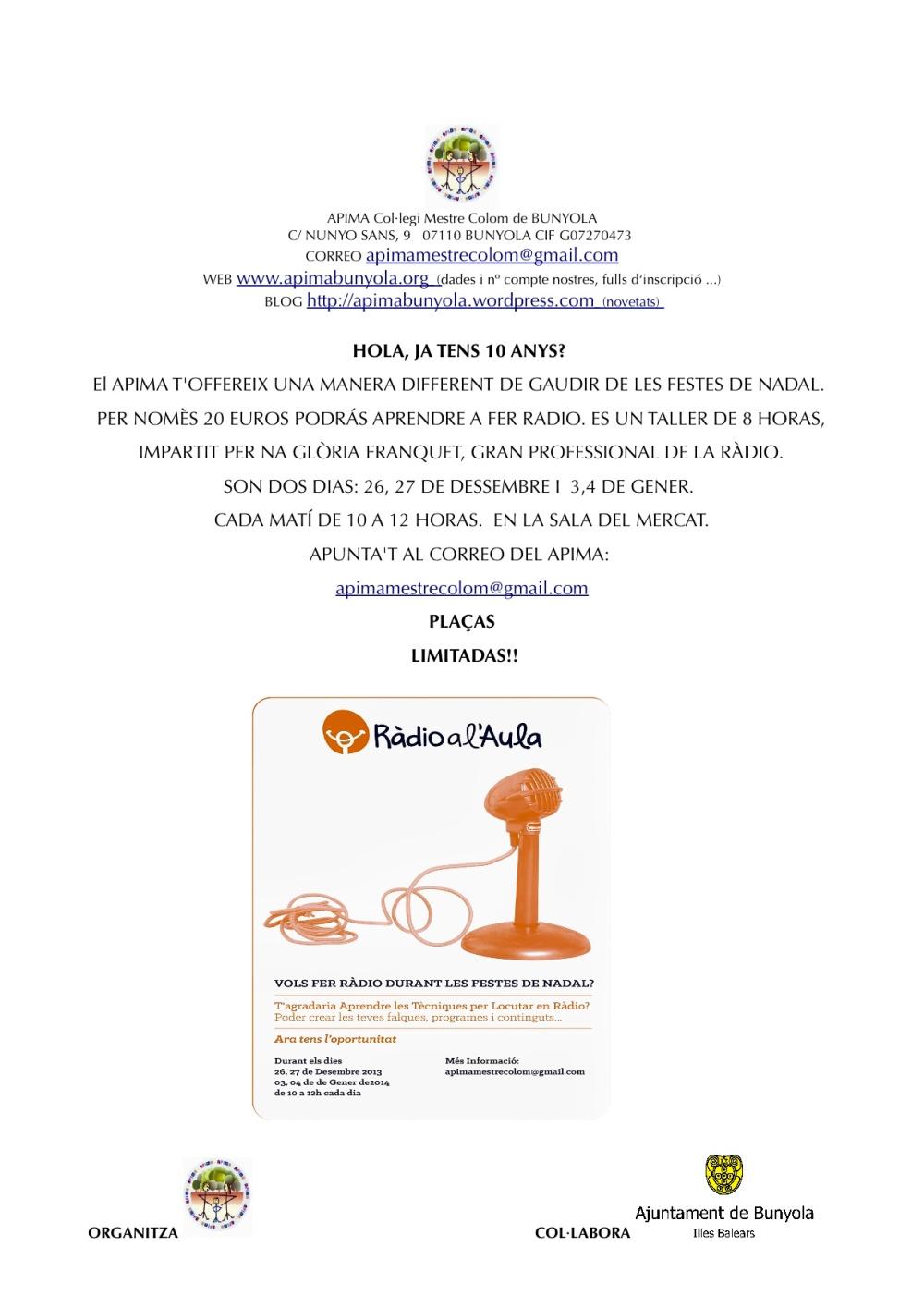 CIRCULAR_TALLER RADIO