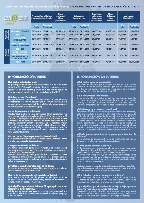 triptico escolarizacion 2014 (II)